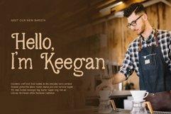Light Roast - Handdrawn Serif Product Image 5