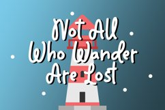 Lighthouse - Handwritten Font Product Image 4