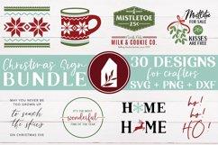 Christmas Sign Bundle, Christmas SVG Bundle, Christmas SVG Product Image 2