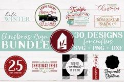 Christmas Sign Bundle, Christmas SVG Bundle, Christmas SVG Product Image 3
