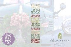 Christmas Porch Sign, Christian SVG, Christmas SVG Product Image 2