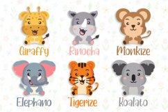 Little Koala | A Cute Handwritten Quirky Font Product Image 6