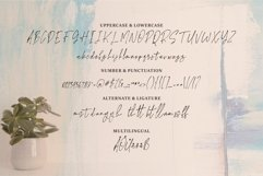 Little Smooth - A Handwritten Signature Font Product Image 5