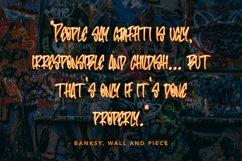 Livelong - Graffiti Display Font Product Image 6