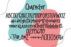 Lively Lounge - Unique Monoline Font Product Image 6