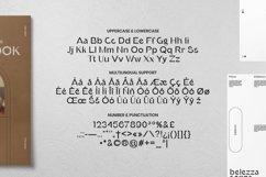 Web Font Lizbeth Product Image 4