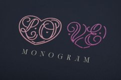 Lo-Ve Monogram Product Image 1