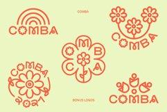 COMBA display Type & Logos Product Image 5
