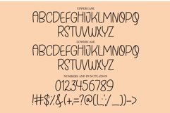 Web Font Long Island - a quirky handwritten font Product Image 4
