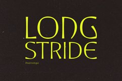 Longstride Product Image 1