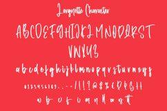 Lorgnette - Christmas Handwritten Font Product Image 5