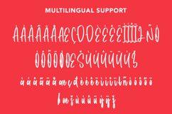 Lorgnette - Christmas Handwritten Font Product Image 6