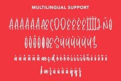 Web Font Lorgnette - Christmas Handwritten Font Product Image 5