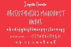 Web Font Lorgnette - Christmas Handwritten Font Product Image 4