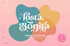 Losta Bonita - Modern Serif Family Product Image 1
