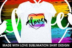 mug sublimation love motivational inspirational quotes Product Image 1