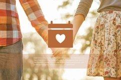 Web Font Love - Dingbat Font Product Image 4