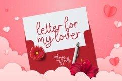 Web Font Love Hills Font Product Image 4