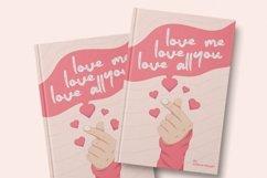 Web Font Lovelop Product Image 3