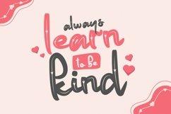 Web Font Lovelop Product Image 4