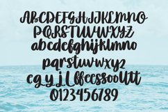 Lovely Blue - Script Handrawn Font Product Image 2
