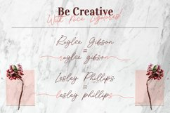 Lovely Love - Heart Font Product Image 4
