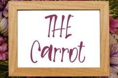 Lovely Rabbit - Lovely Handwritten Font Product Image 4