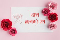 Lovesick - Valentine Display Font Product Image 5