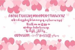 Web Font Lovingtown - Lovely Handwriting Font Product Image 6