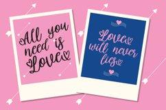 Lovingtown - Lovely Handwriting Font Product Image 3