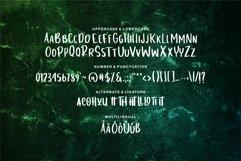 Loxande - Letterhand Font Product Image 6