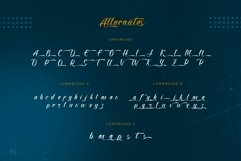 Lucky Pletan Typeface Product Image 5