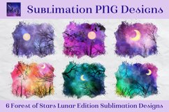 Sublimation PNG Designs - Forest of Stars Lunar Edition Product Image 1