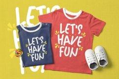 Web Font Lunatico Product Image 2
