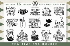 Tea time SVG Bundle - MB30 Product Image 1