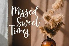 Web Font Macarons - Sweet Handlettering Font Product Image 4