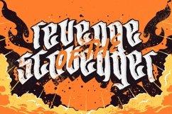 Web Font Mafia Font Product Image 5