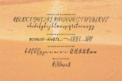 Web Font Mageline - A Brush Script Font Product Image 5