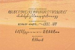 Mageline - A Brush Script Font Product Image 5