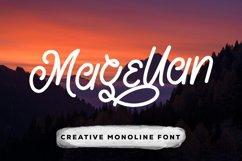 Magellan - Creative Monoline Font Product Image 1