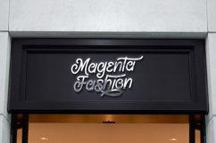 Magellan - Creative Monoline Font Product Image 5