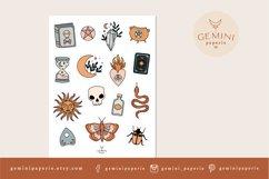 Magic Printable Stickers | Cricut Design Sticker Sheet Product Image 2