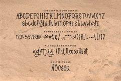 Mahtum - A Handwritten Font Product Image 5