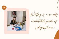 Maidstone - Beautiful Handwritten Product Image 5