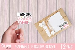 Packaging and Small Business Sticker Bundle PNG Product Image 2