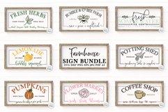 Farmhouse Sign Bundle - 8 Unique Designs! Product Image 1