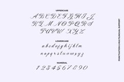 Web Font Mainclen Studies Font Product Image 2