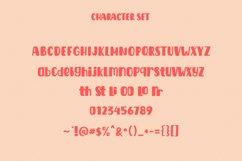 Malikis Display Font Product Image 6