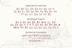 Web Font Maline Qiruo Font Product Image 3