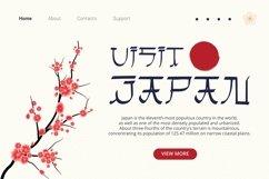 Web Font Maline Qiruo Font Product Image 4